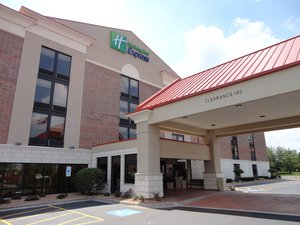Exterior view - Holiday Inn Express Crestwood