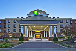 Exterior view - Holiday Inn Express Hotel & Suites Anderson