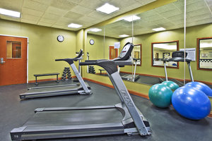 Fitness/ Exercise Room - Holiday Inn Express Hotel & Suites Anderson