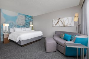 Room - Courtyard by Marriott Hotel Reno