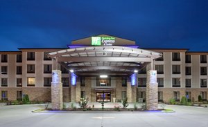 Exterior view - Holiday Inn Express Hotel & Suites St Louis Airport