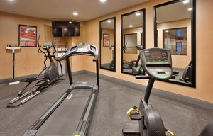 Fitness/ Exercise Room - Holiday Inn Express Hotel & Suites St Louis Airport