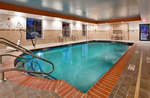 Pool - Holiday Inn Express Hotel & Suites St Louis Airport