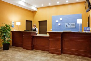 Lobby - Holiday Inn Express Hotel & Suites Bowmanville