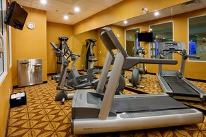 Fitness/ Exercise Room - Holiday Inn Express Hotel & Suites Bowmanville