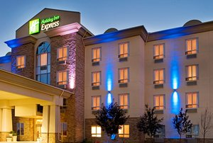 Exterior view - Holiday Inn Express Hotel & Suites Grande Prairie
