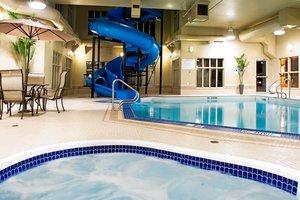 Pool - Holiday Inn Express Hotel & Suites Grande Prairie