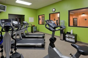 Fitness/ Exercise Room - Holiday Inn & Conference Center Carbondale