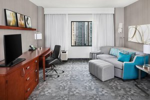 Suite - Courtyard by Marriott Hotel Jersey City