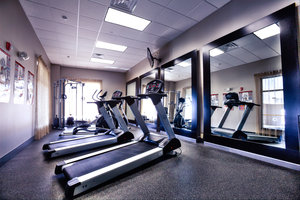 Fitness/ Exercise Room - Holiday Inn Express Hotel & Suites West Amarillo