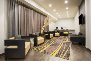 Lobby - Holiday Inn Express Hotel & Suites West Amarillo
