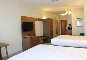 Suite - Holiday Inn Express Hotel & Suites Mansfield