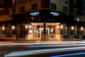 Restaurant - Courtyard by Marriott Hotel Fort Wayne Downtown