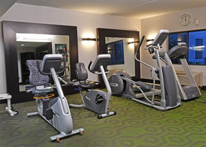 Fitness/ Exercise Room - Holiday Inn Las Colinas