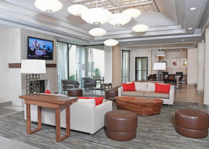 Lobby - Holiday Inn Las Colinas