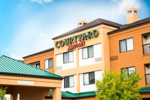Exterior view - Courtyard by Marriott Hotel South Colorado Springs