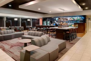 Restaurant - Courtyard by Marriott Hotel Midtown Savannah