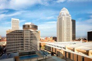 Room - Marriott Hotel Downtown Louisville