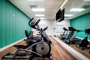 Fitness/ Exercise Room - Holiday Inn Express Airport Ontario
