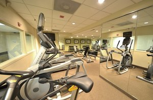 Fitness/ Exercise Room - Holiday Inn Greenbelt
