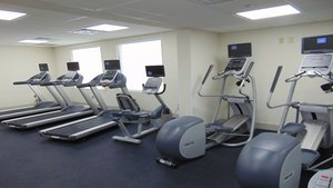 Fitness/ Exercise Room - Holiday Inn Express Hotel & Suites Boynton Beach