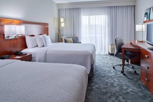 Room - Courtyard by Marriott Hotel Indianapolis