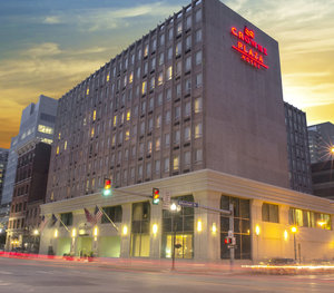 Exterior view - Crowne Plaza Hotel Harrisburg