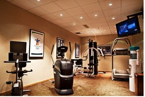 Fitness/ Exercise Room - Holiday Inn Express Hotel & Suites Langley