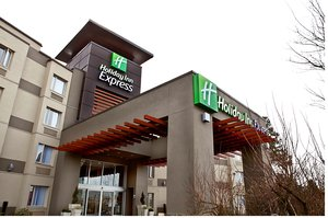 Exterior view - Holiday Inn Express Hotel & Suites Langley