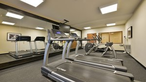 Fitness/ Exercise Room - Holiday Inn Express Milford
