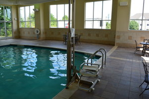 Pool - Holiday Inn Hotel & Suites Beckley