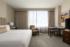 Room - InterContinental Hotel Medical Center Houston
