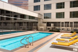 Pool - InterContinental Hotel Medical Center Houston
