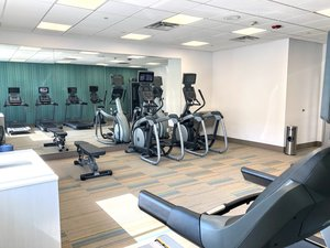 Fitness/ Exercise Room - Holiday Inn Express Midtown Richmond
