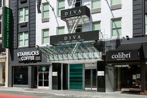 Exterior view - Hotel Diva San Francisco