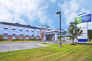 Exterior view - Holiday Inn Express Hotel & Suites Harrington