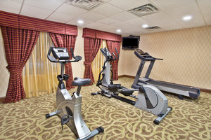 Fitness/ Exercise Room - Holiday Inn Express Hotel & Suites Harrington