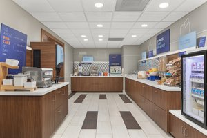 Restaurant - Holiday Inn Express Airport Sacramento