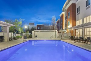 Pool - Holiday Inn Express Airport Sacramento
