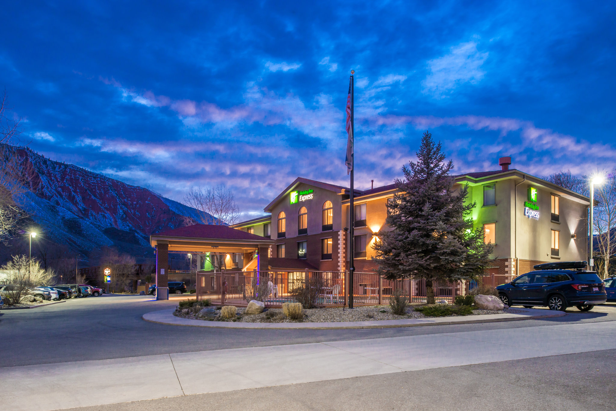 Holiday Inn Express - Glenwood Springs (Aspen Area)