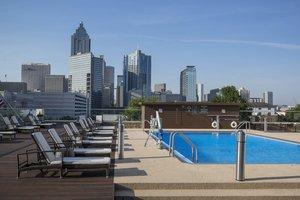 Pool - Crowne Plaza Hotel Midtown Atlanta