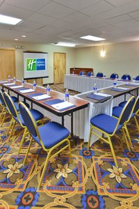 Meeting Facilities - Holiday Inn Express Campus Area Flint