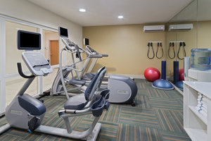Fitness/ Exercise Room - Holiday Inn Express Hotel & Suites Tavares