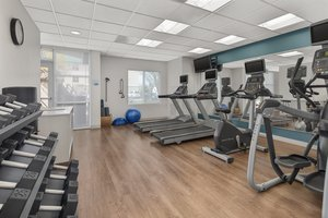 Fitness/ Exercise Room - Holiday Inn Express Airport Sacramento