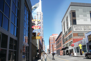 Exterior view - Moxy Hotel by Marriott Downtown Nashville
