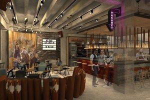 Bar - Moxy Hotel by Marriott Downtown Nashville