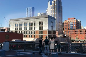 Other - Moxy Hotel by Marriott Downtown Nashville