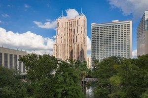 Exterior view - Marriott Rivercenter Hotel San Antonio