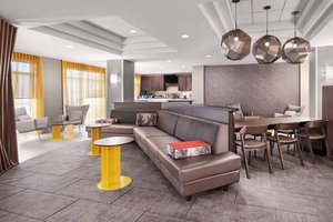 Lobby - SpringHill Suites by Marriott Hobby Airport Houston