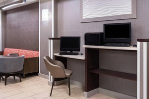 Conference Area - SpringHill Suites by Marriott Hobby Airport Houston